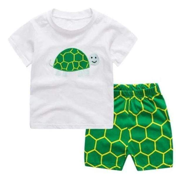 Turtle baby clothes<br> Kids outfit - Turtle Store