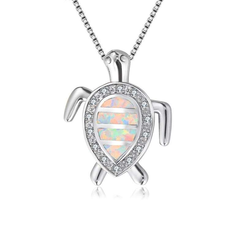 Water Turtle Necklace - Turtle Store