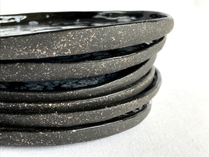 Black and White Galaxy Flat Plate
