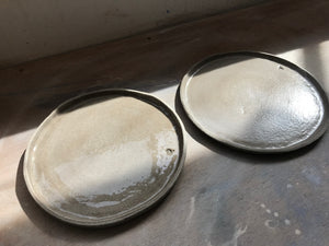 Nude Stone Flat Plates