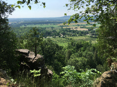 photo of rattlesnake point, milton