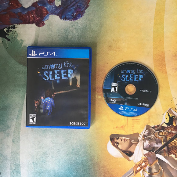 Among the Sleep • Sony PlayStation 4 PS4