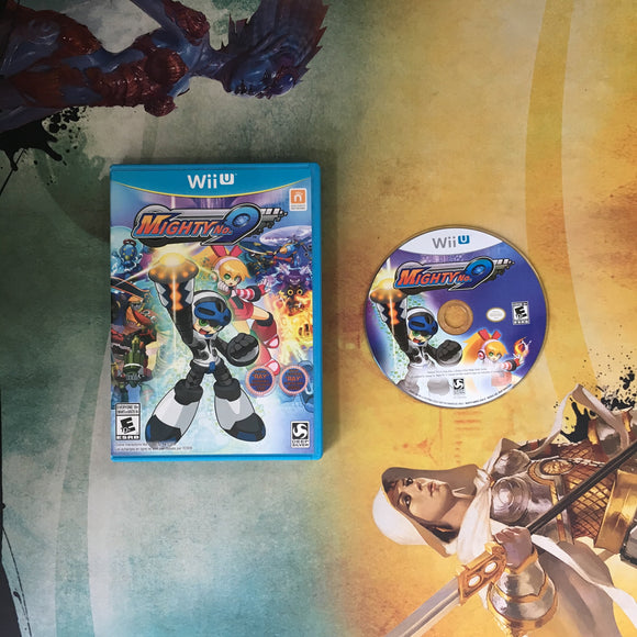 Mighty No. 9 • Nintendo Wii U