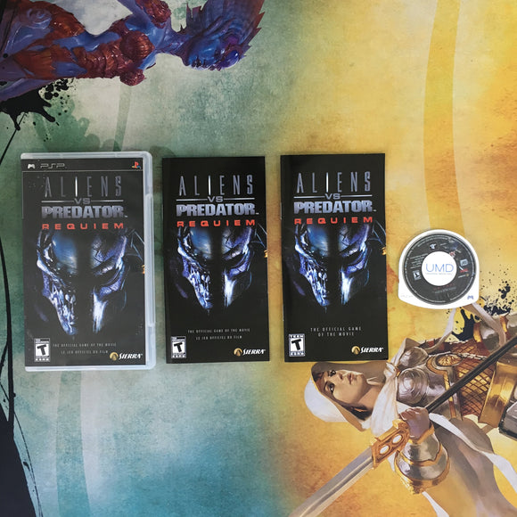 Alien vs Predator: Requiem • Sony PlayStation Portable PSP