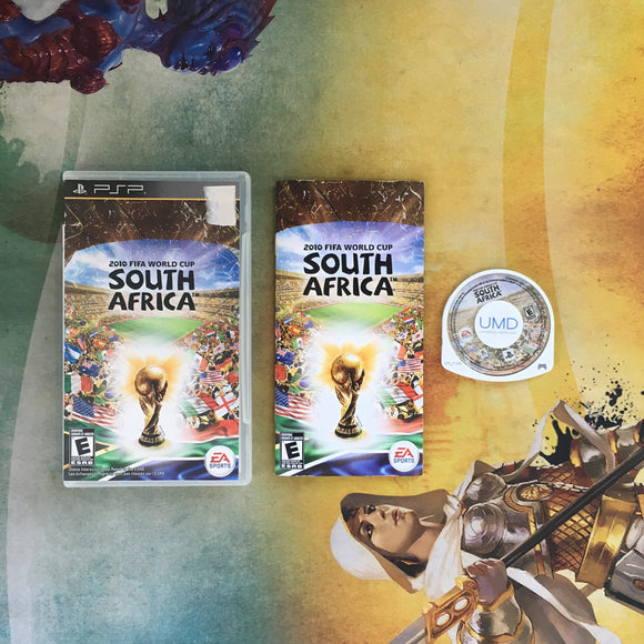 2010 FIFA World Cup South Africa • Sony PlayStation Portable PSP