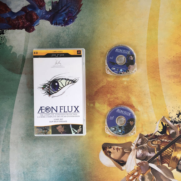 Aeon Flux: The Complete Animated Collection • Sony PlayStation Portable PSP
