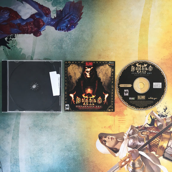Diablo II: Lord of Destruction Expansion Set • PC & Mac