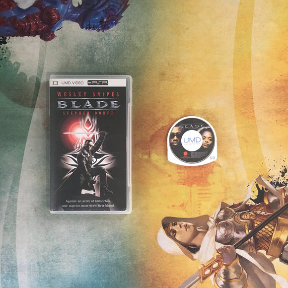 Blade • Sony PlayStation Portable PSP