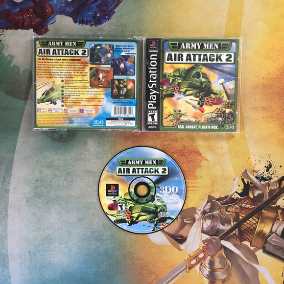 Army Men: Air Attack 2 • Sony PlayStation 1 PS1