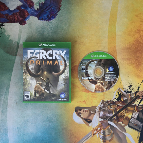 Far Cry Primal • Microsoft Xbox One