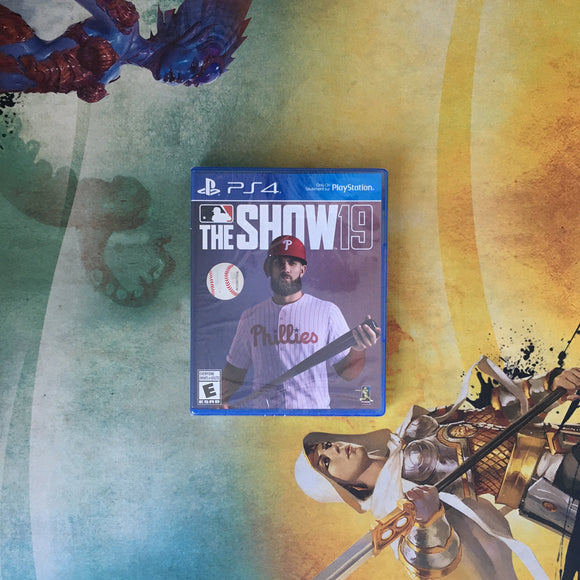 MLB The Show 19 • Sony PlayStation 4 PS4