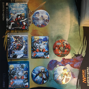 Blazblue: Calamity Trigger Limited Edition • Sony PlayStation 3 PS3