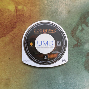God of War: Chains of Olympus • Sony PlayStation Portable PSP
