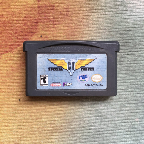 CT Special Forces • Nintendo Game Boy Advance GBA