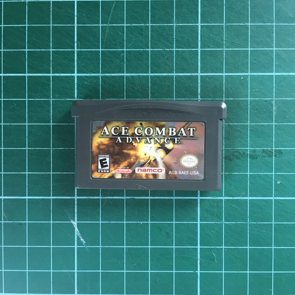 Ace Combat Advance • Nintendo Game Boy Advance GBA