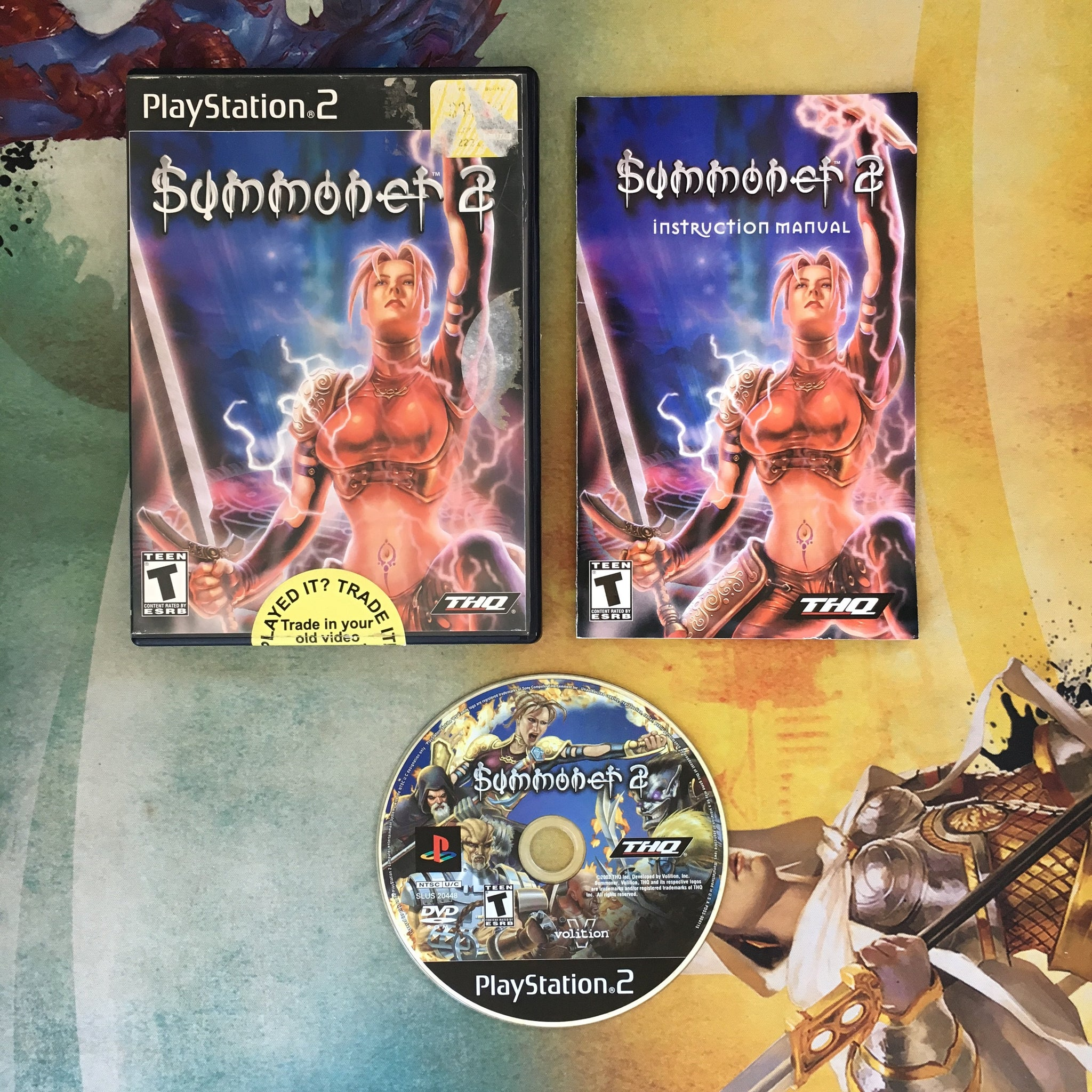 summoner for ps2