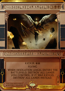1x Desolation Angel • Masterpiece Series: Amonkhet Invocations • NM Near Mint • MTG