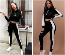 Load image into Gallery viewer, Milan Leisure Tracksuit