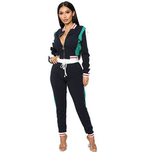 Load image into Gallery viewer, Stylish Indiana Two Piece Tracksuit