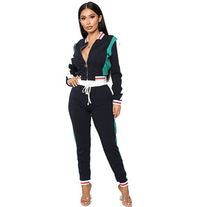 Stylish Indiana Two Piece Tracksuit - Alessandro Allori
