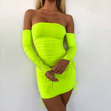 Load image into Gallery viewer, Neon Bodycon - Alessandro Allori