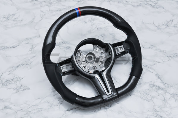 Bespoke Steering Wheel | BMW | F Chassis | M5, M6 | 5, 6 Series