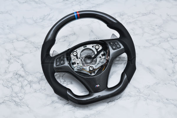 Bespoke Steering Wheel | BMW | E9X Chassis | M3