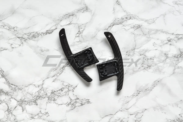 Carbon Fiber Paddle Shifters | BMW | G Chassis | Toyota | A90 Supra