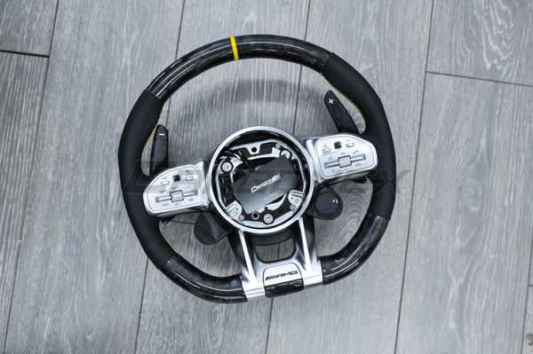 Bespoke Steering Wheel | Mercedes Benz | AMG V2 Models