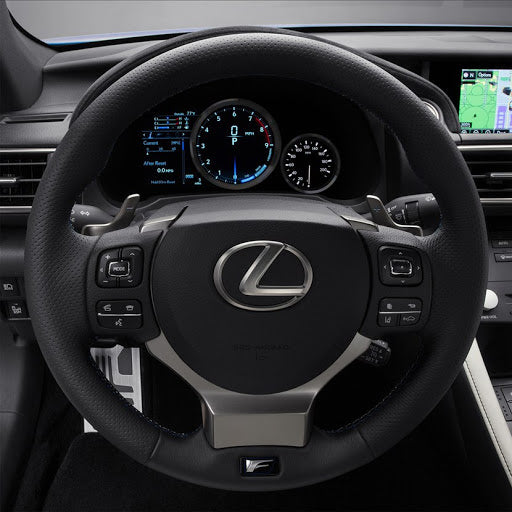 Bespoke Steering Wheel | Lexus | IS Series | RC Series