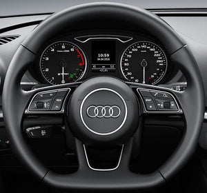 Bespoke Steering Wheel | Audi | A3 - A5 | S3 - S5 | RS3 - RS5 | 2017-2020