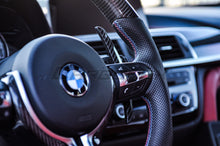 Load image into Gallery viewer, Carbon Fiber Paddle Shifters | BMW | F Chassis
