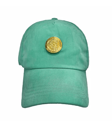 Mint Dad Hat