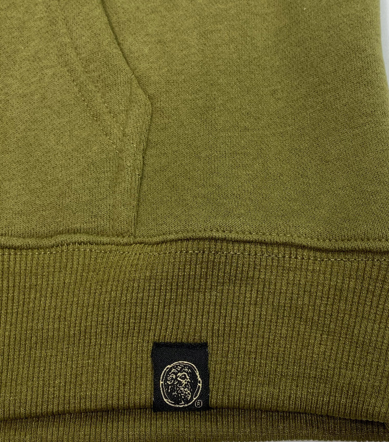 Premium Green Hooded Sweater
