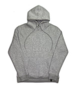 Premium Grey Hooded Sweater