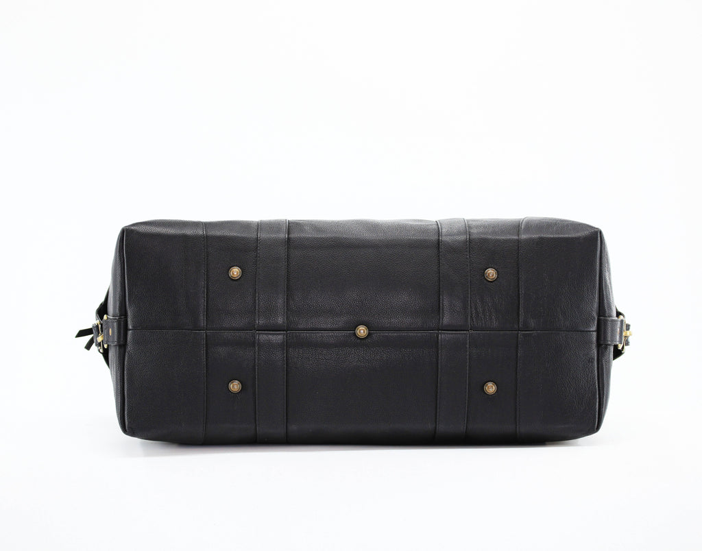 Elite Black Large Weekender Bag