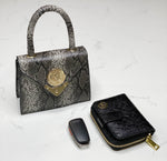Princess Micro Black Handbag