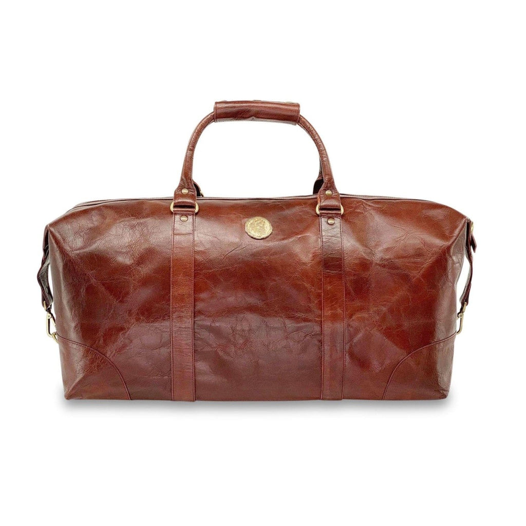 Elite Ox Blood Large Weekender Bag