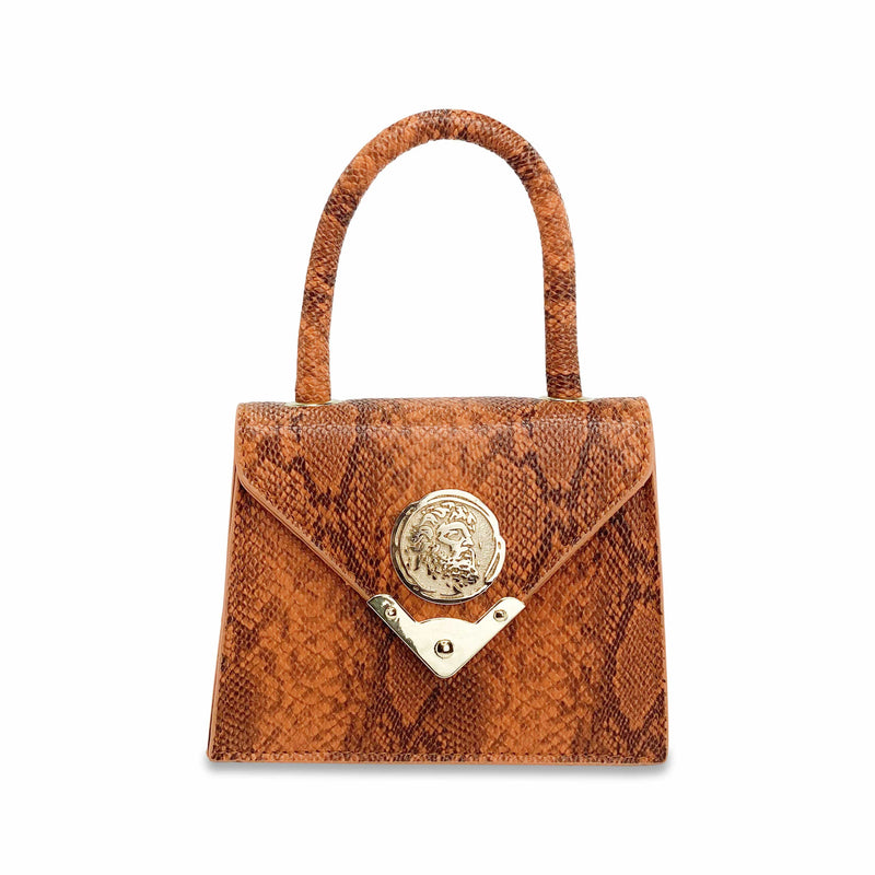 Princess Micro Orange Handbag