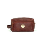 Toiletry Bag (Ox Blood)