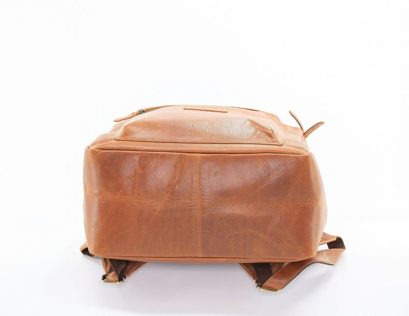 Elite Tan Backpack