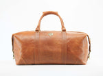 Elite Tan Large Weekender Bag