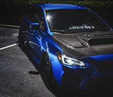 "Load image into Gallery viewer, Kanji ""I Love Subaru"" Banner 24""x4"""