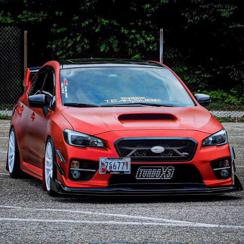 Team Subie Regular Cut Banner 24