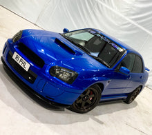 Load image into Gallery viewer, Team Subie regular cut banner