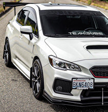 "Load image into Gallery viewer, Team Subie Regular Cut Banner 24""x4"""