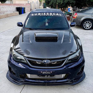 V1 Regular Cut Subie Socal Banner