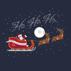 2019 Holiday Design - Santa's Sled!