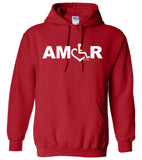 Amor Hooded Pullover