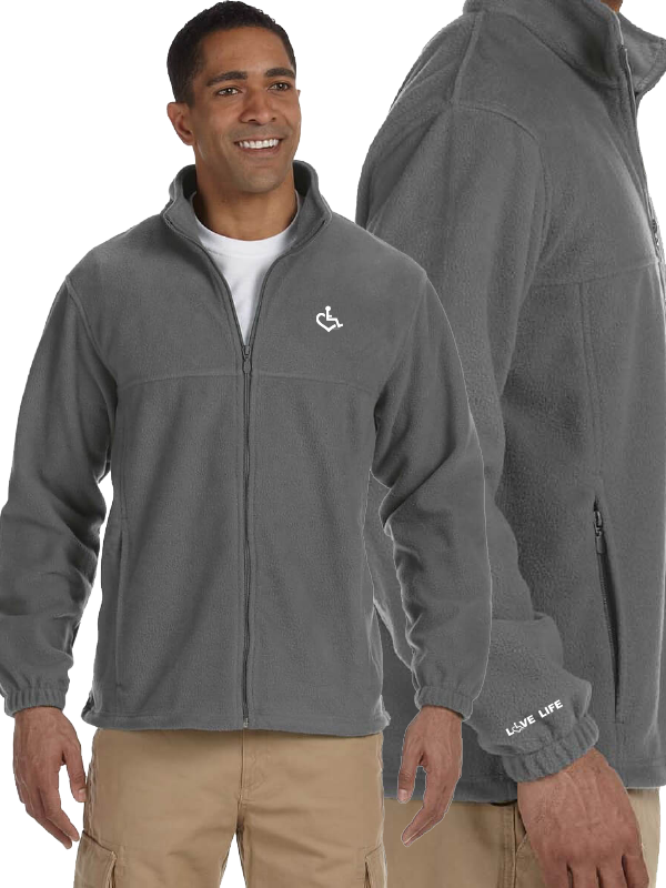 Men's Full-Zip Fleece